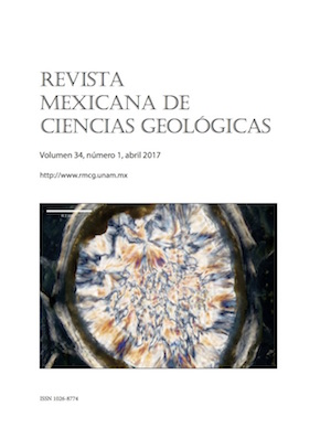 Revista mexicana de ciencias geologicas
