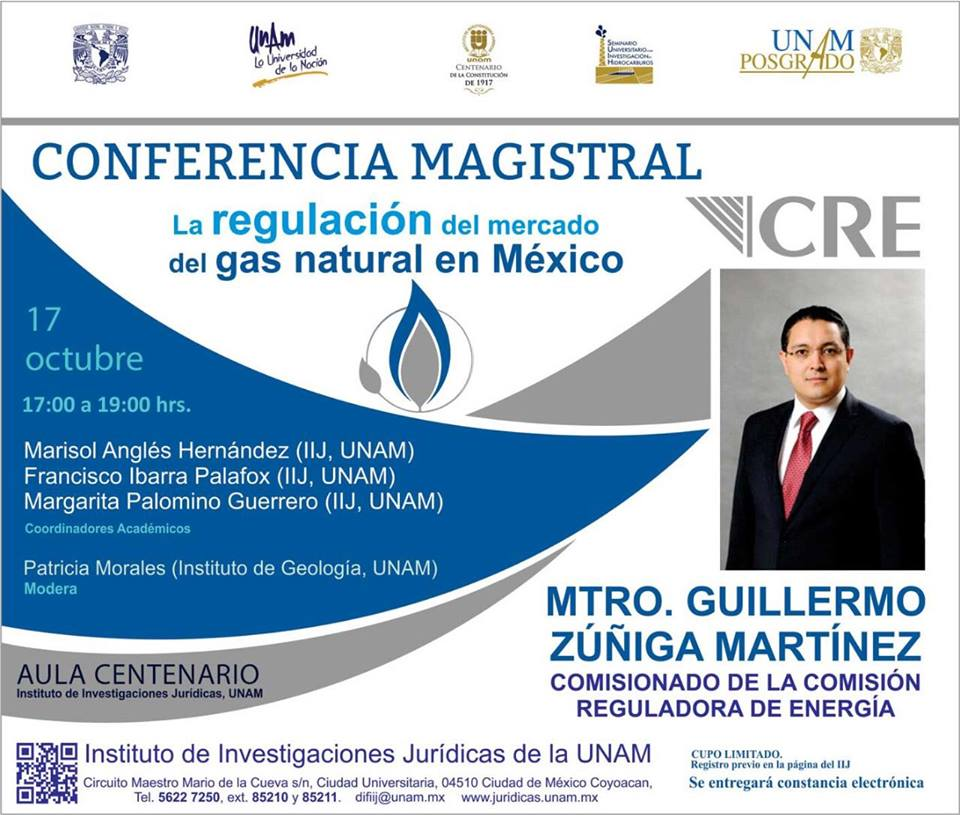 Regulacion gas natural mexico