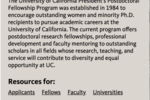 Article thumb postdoctoral fellowship